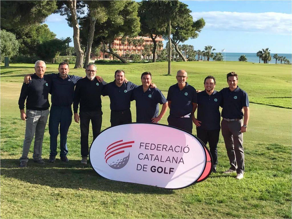 Campeones 1r Interclubs Masculino de Cataluña