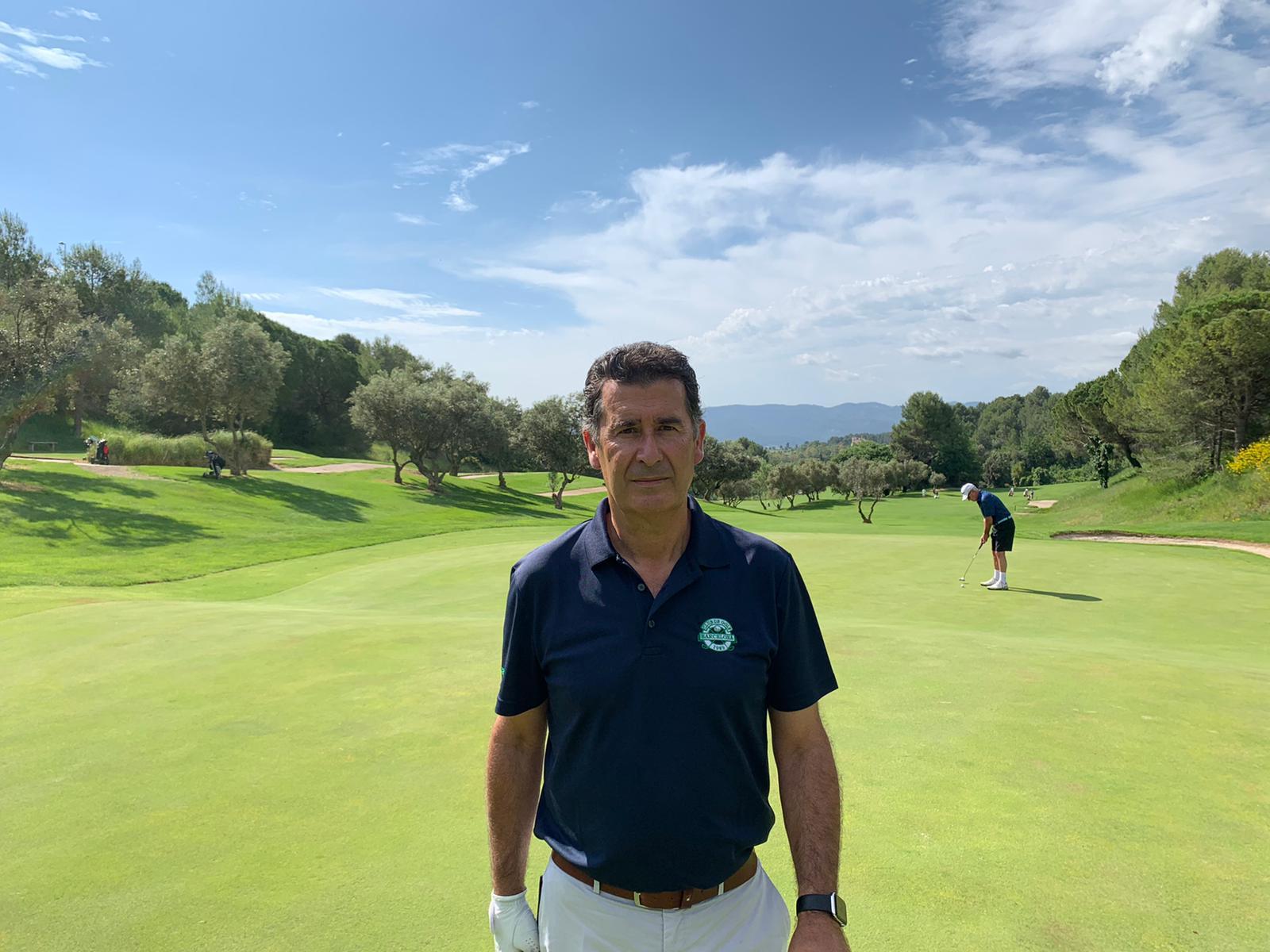 Entrevista de Joan Vidal a Santi Rosell, Presidente del Club de Golf Barcelona